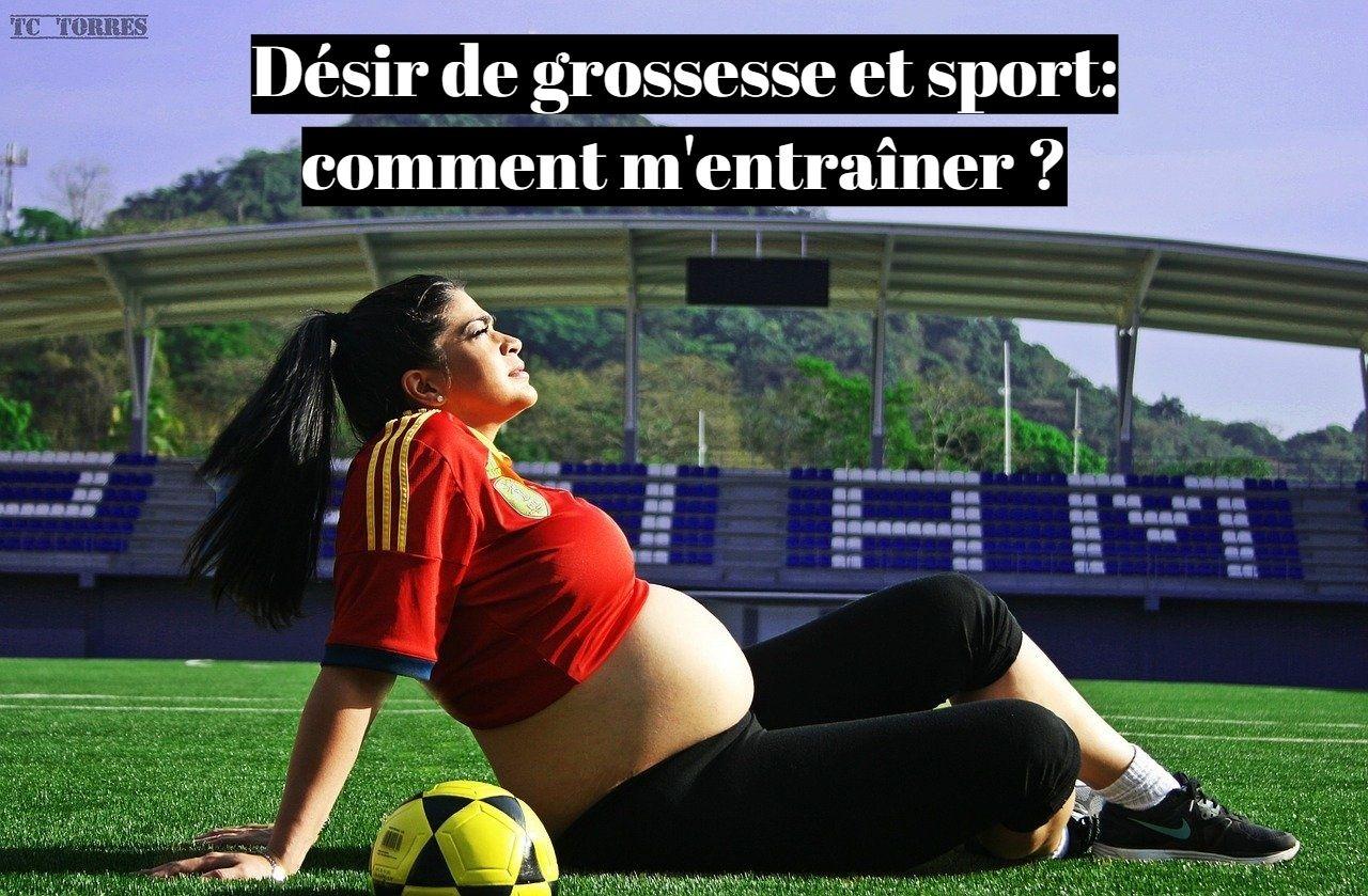 Désir de grossesse et sport: comment m'entraîner?